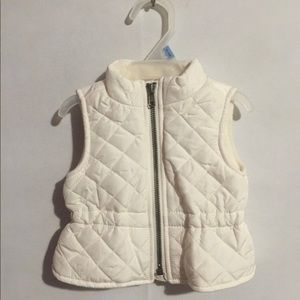 Old Navy Girl's Vest Size 0-3M